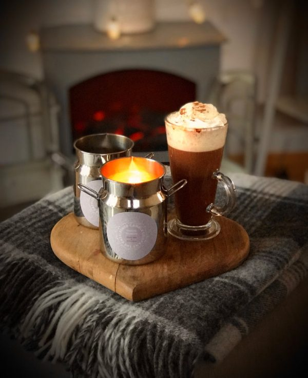 Winter Warmer Wood Fires & Hot Cocoa