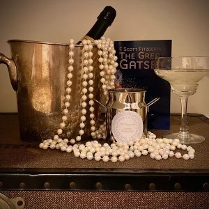 Milk Churn Candle _ Bubbly Champagne